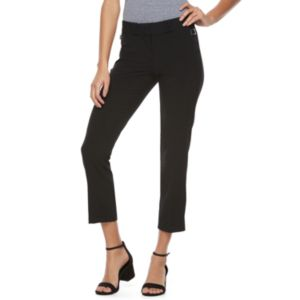 Juniors' Candie's® Audrey Buckle Ankle Pants